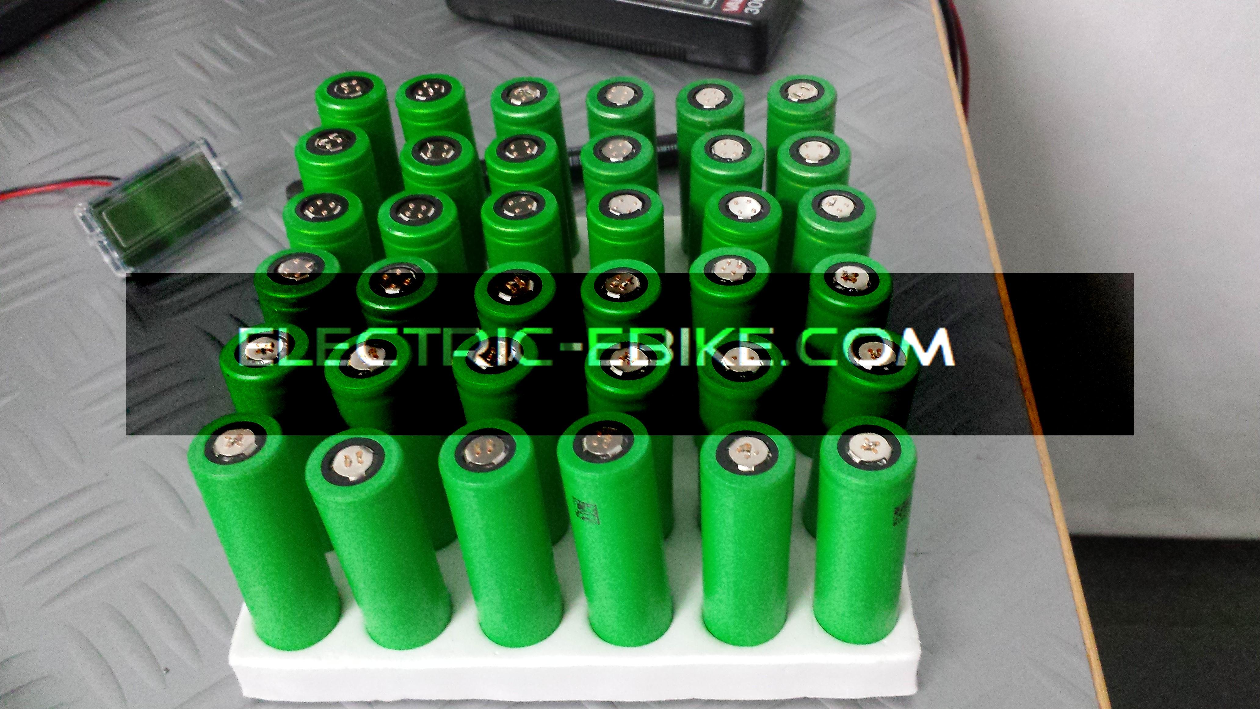 Schema Elettrico Per Carica Batterie Al Litio : Come costruire un pacco batterie per bici elettrica: da zero