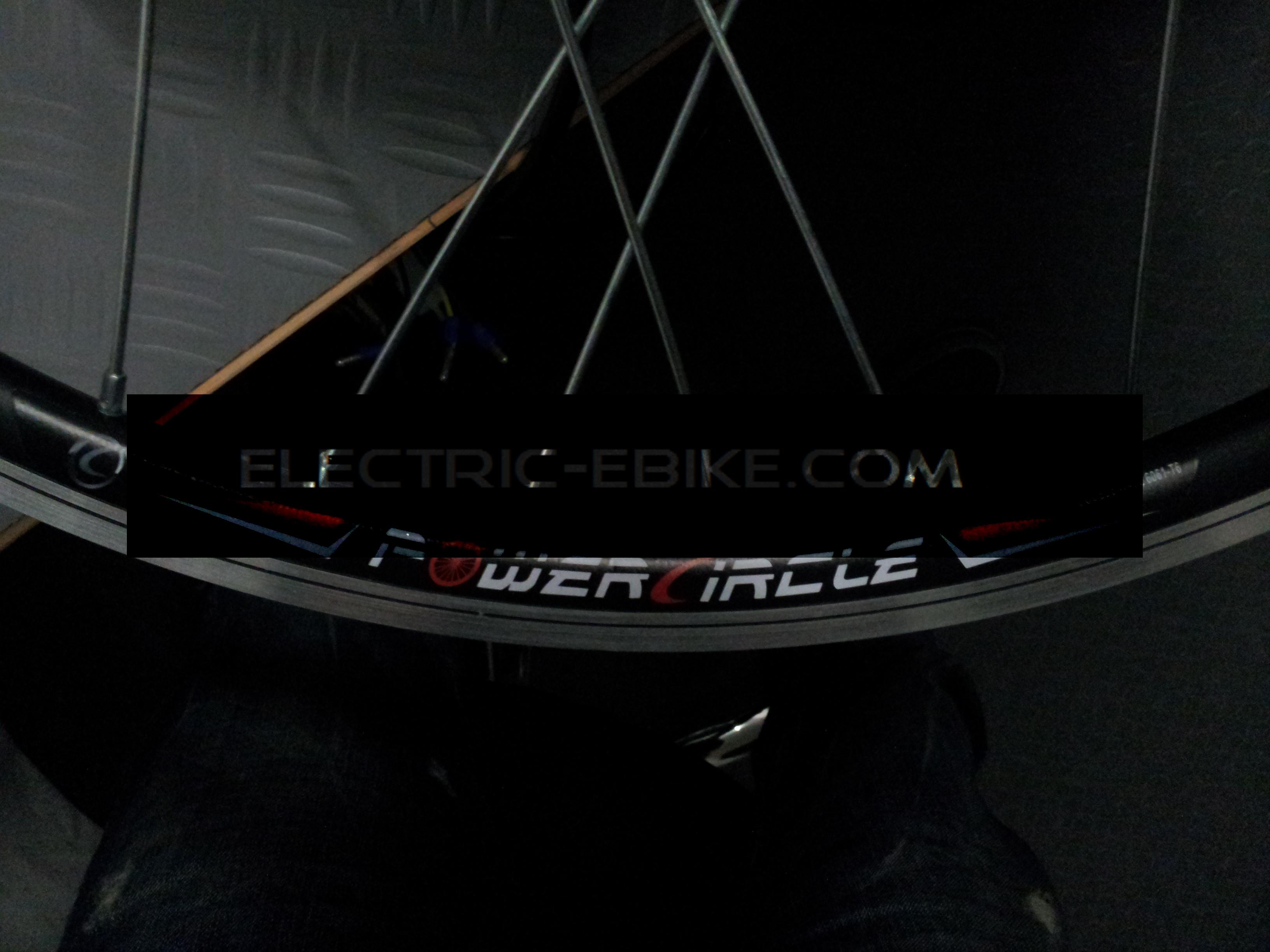 Schema Elettrico Ebike : Rear conversion kit for w electric bike u electric ebike